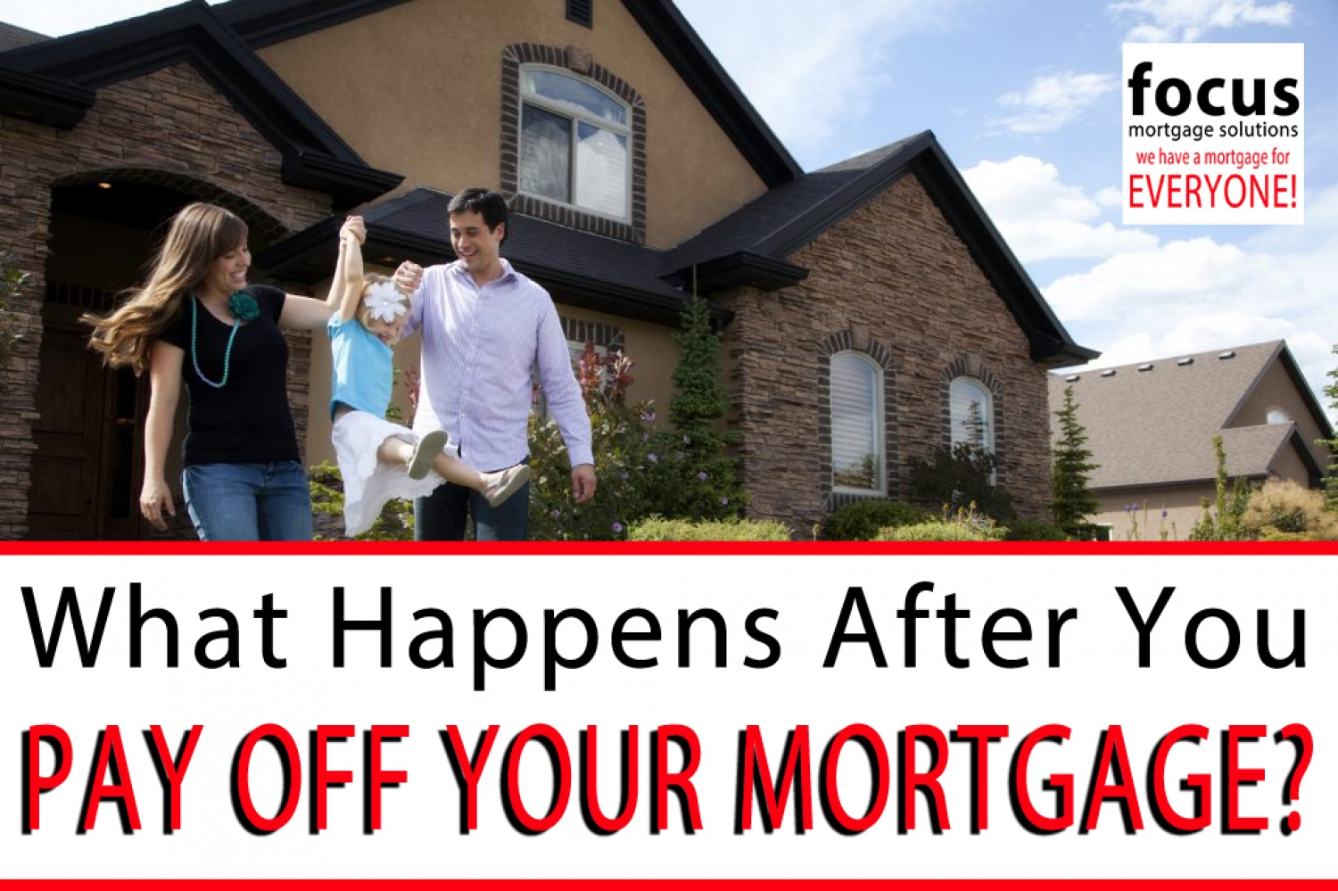 What Happens When You Pay Off Your Mortgage